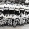 """Primeira Equipa de futebol Juvenil do Clube """"Os Águias"""" de Alpiarça, ano de 1969"""