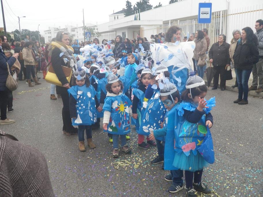Agrupamento de Escolas José Relvas sai à rua para desfilar