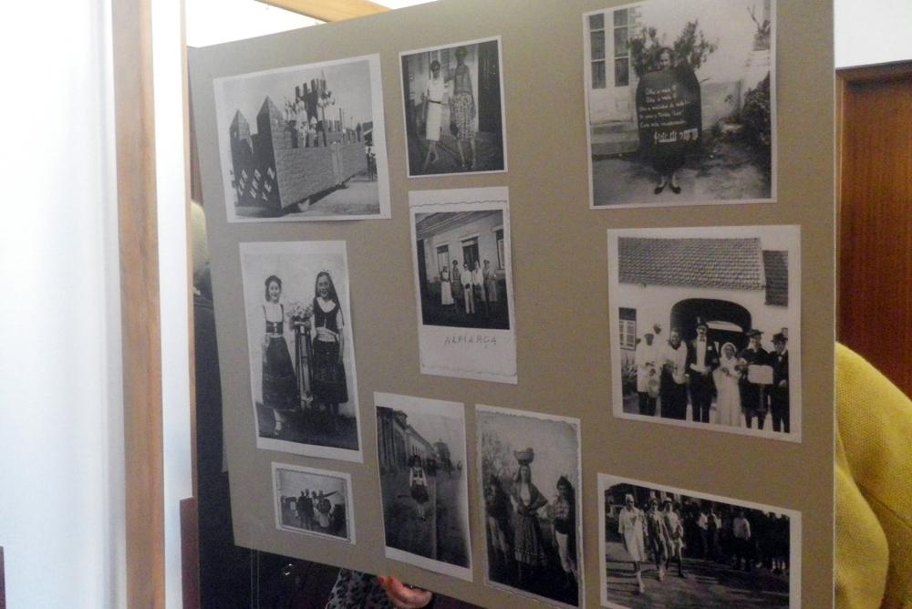 Espólio fotográfico sobre o Entrudo está exposto na Biblioteca Municipal de Alpiarça