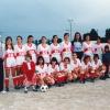 """Equipa de futebol feminino d""""Os Águias"""""""